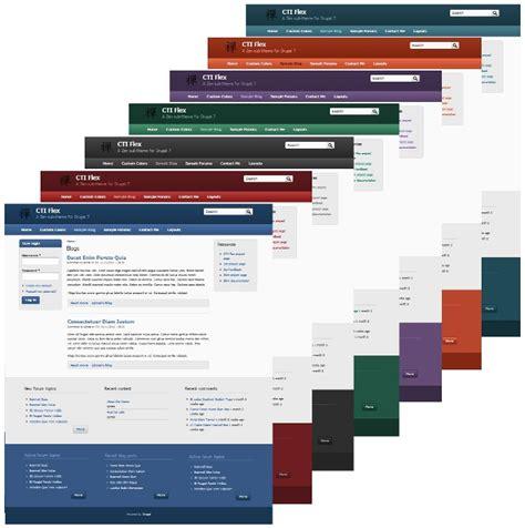 zen layout drupal cti flex drupal org