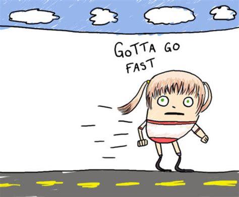 Sonic Gotta Go Fast Meme - image 274034 gotta go fast know your meme