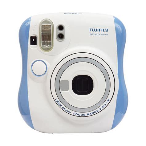 Polaroid Ukuran Mini Murah jual fujifilm instax mini 25 blue kamera instax harga kualitas terjamin blibli