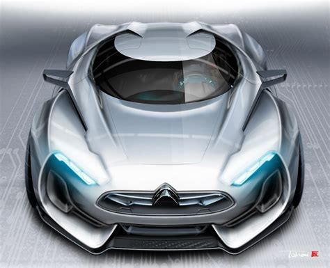 citroen concept amazing cars wallpapers wallpaper pictures