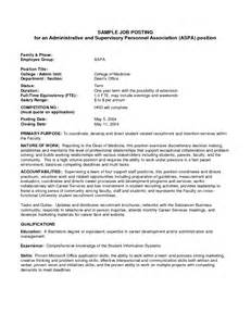 writing cover letter for job company cover letter sle