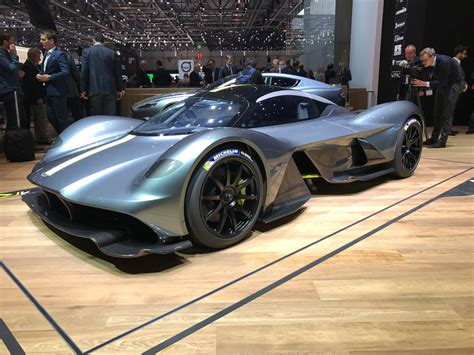 aston martin valkyrie first look at the jaw dropping 163 2m
