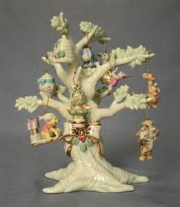 disney lenox winnie the pooh hundred acre wood porcelain