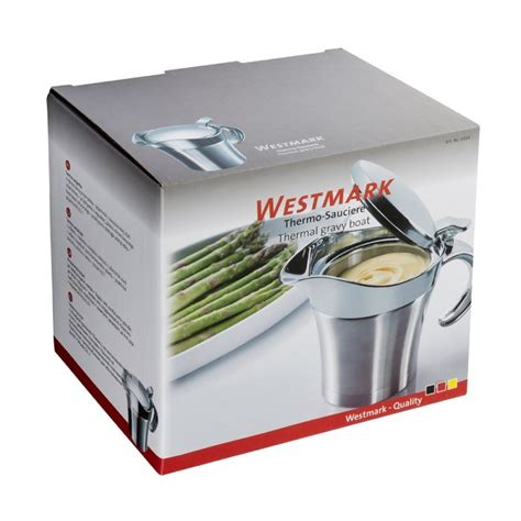 gravy boat thermos thermal gravy boat 0 5 l from westmark