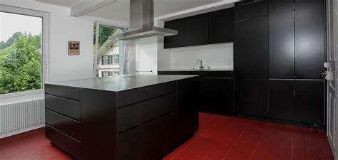 moderne küche auf kleinem raum moderne k 252 che auf engem raum emme die schweizer k 252 che