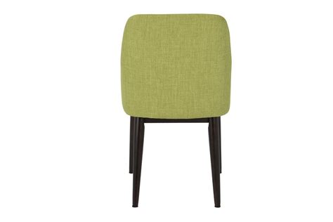 Green Fabric Dining Room Chairs Tintori Mid Century Dining Chairs In Green Fabric By