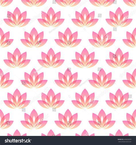 free lotus background pattern seamless pattern fivepetals lotus flower symbol stock