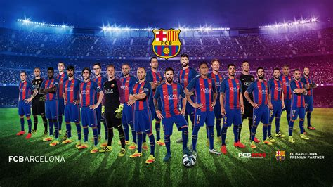 ps4 themes soccer pro evolution soccer 2018 fc barcelona theme game