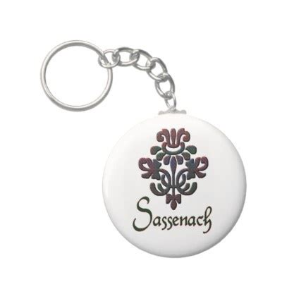 gifts for outlander fans great gift for outlander fans sassenach keychain 2 95