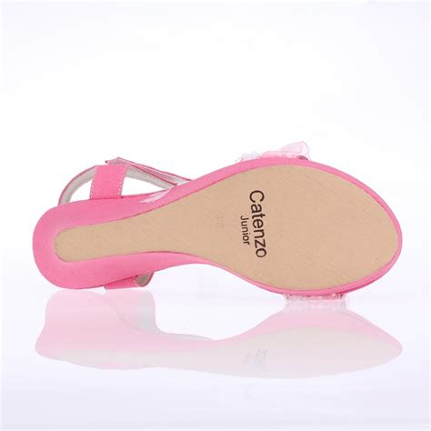 Sandal Wedges Anak Perempuan Cnr 006 Catenzo Junior reseller indonesia dropship indonesia reseller dan dropshiper