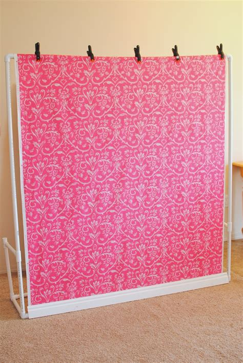pvc pipe curtain backdrop diy affordable photography backdrops river road