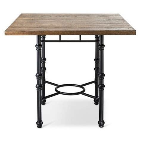 industrial counter height table bralton counter height dining table the industrial shop