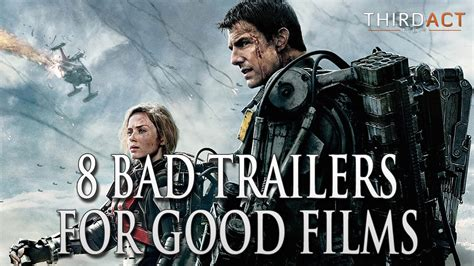 film it is good 8 bad trailers for good films youtube