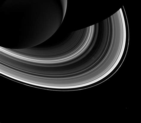 saturn rings number bright clumps in saturn ring now mysteriously scarce nasa
