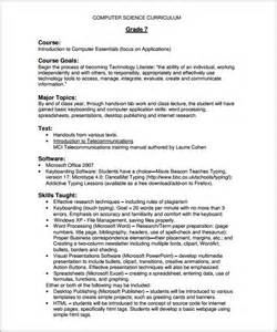 Business Writing Skills Course Outline by Course Outline Template 12 Free Sle Exle Format Free Premium