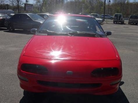 used 1992 geo storm gsi coupe for sale stock #3508