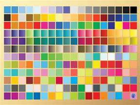 color set color swatch set