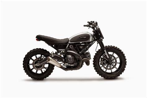 ducati motocross bike ducati scrambler dirt tracker rocketgarage cafe racer