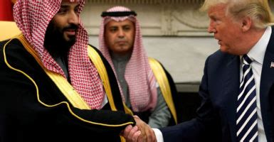 trump quietly asks saudis to increase oil production