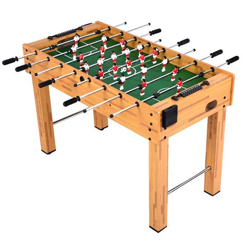 air soccer table top foosball soccer table 48 quot competition sized arcade