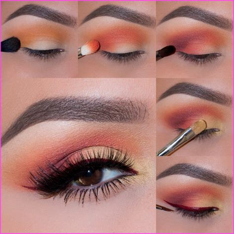 makeup tutorial in french how to do french marigold photo eye makeup tutorial