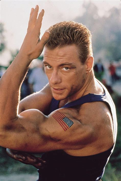 van damme muscles from brussels jean claude van damme comes to