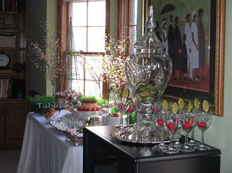 Wedding Buffet Table Decorating Ideas Photograph In Paris Buffet Table Decorations