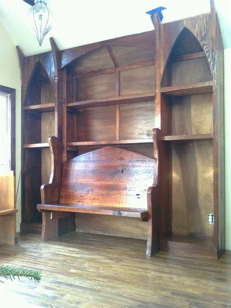 bookcase with bench 8 best images about gothic revival interiors on pinterest 16th century chairs and