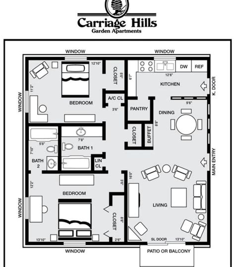 each of the tiny homes below has a great floor plan that