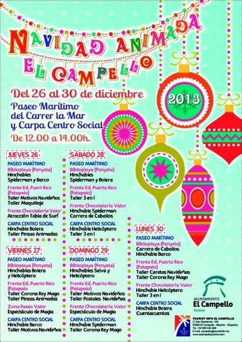 calendario de enero de 2013 actividades en familia actividades para ni 241 os y en familia del 30 de diciembre