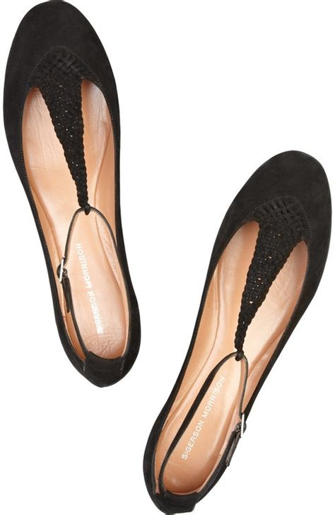 A C C E P T Exie Flatshoes Black 21 best t bar flatshoes images on footwear