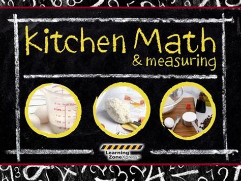 Kitchen Measuring Ppt Abbreviations Food Weights And Measures Ppt