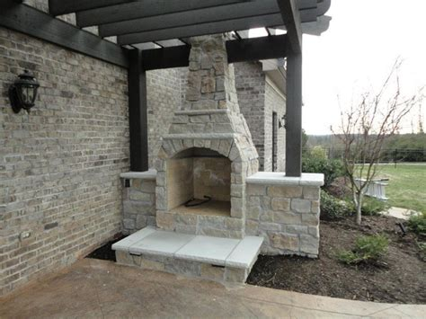 outdoor fireplace with pergola pergola outdoor fireplace traditional patio other