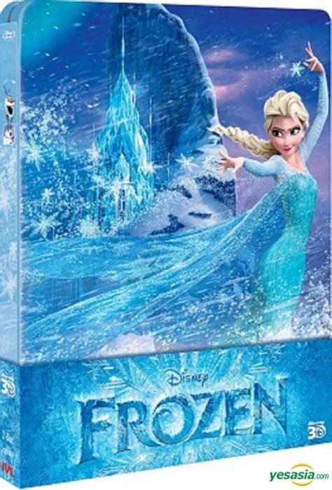 download film frozen 2 bluray yesasia frozen 2013 blu ray 2d 3d steelbook