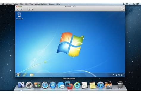 running windows   mac   prefer vmware fusion