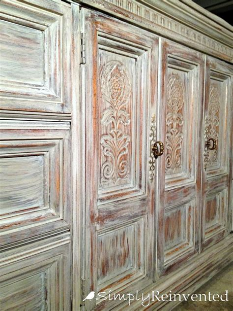 chalk paint wash 17 best images about ascp cabinets hutch combos on