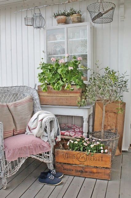 back porch ideas casual cottage 1077 best images about diy yard art on pinterest garden