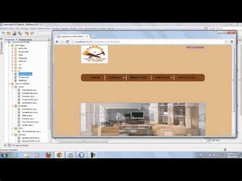 java web tutorial youtube tutorial quot carrito de compra quot java web youtube