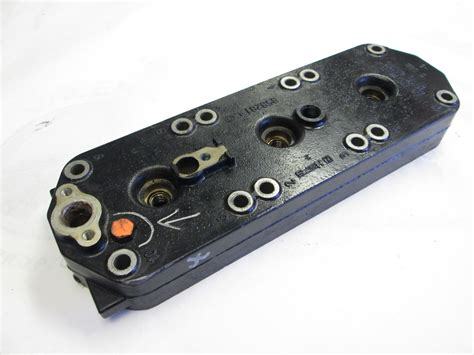 used outboard motors green bay 858281a 9 mercury mariner outboard cylinder head 135 200
