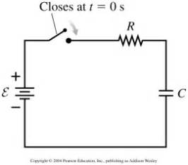 potential difference across a resistor in an rc circuit physics 2212 lab 8 prelab