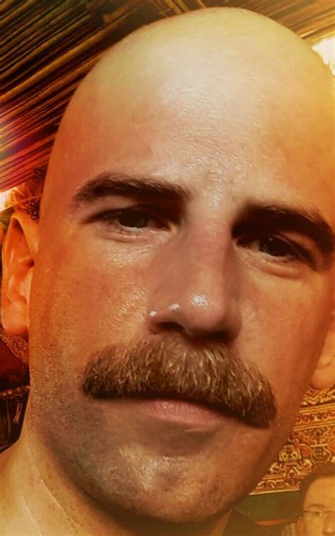celebrities having moustaches with bald head 17 best images about beards facial hair of bold men on