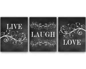 Live Laugh Love Art Live Laugh Love Etsy