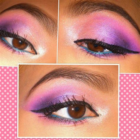 Pink And Purple L by Pink And Purple Eyeshadow By Klrainbow On Deviantart