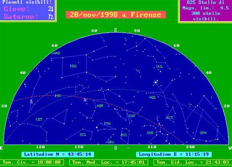 astro cielo testo un esperienza didattica calcolo della latitudine e della