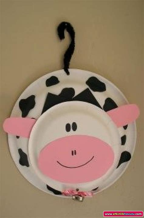Cow Paper Plate Craft - 7 best fly swatter images on