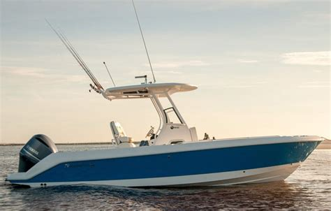 what center console boats are unsinkable unsinkable center console fishing boats 23ft to 32ft