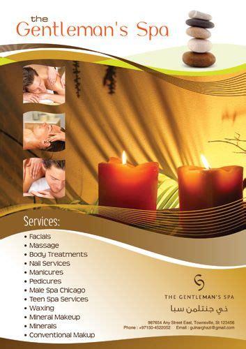 massage flyers yahoo image search results massage