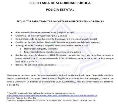 solicitud de carta de antecedentes no penales en el d f solicitud de carta de antecedentes no penales en el d f