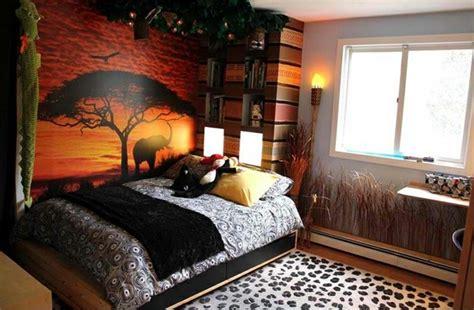 afrika schlafzimmer ideen 15 reizende schlafzimmer ideen mit leopard akzenten