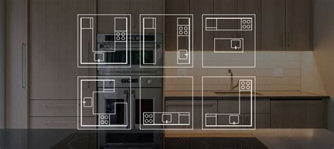 Popular Kitchen Layouts & Designs   Monogram Kitchen